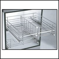 Quadro Partition Basket
