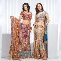 Fancy Bridal Lehenga Choli