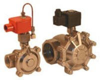 2/2 Way Pilot Operated Diaphragm Type Solenoid Valves