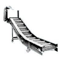 Horizontal Wire Mesh Belt Conveyors