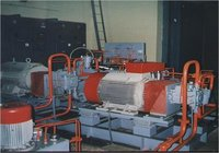 Attitude Test Facility For Lca Engine