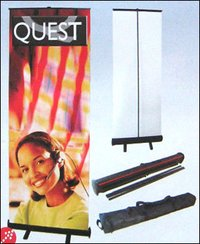 Standard Rollup Banner Stand