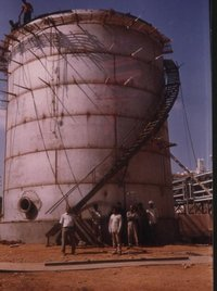 Fabrication Work Of Silos & Tanks