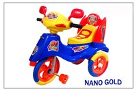 Nano Gold Tricycle