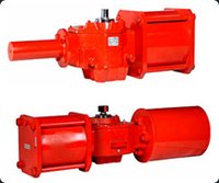 Heavy Duty Pneumatic Actuators