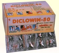 DICLOWIN-50 Tablets