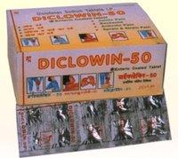 DICLOWIN-50 Tablets
