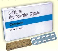 CETRIWIN Tablets