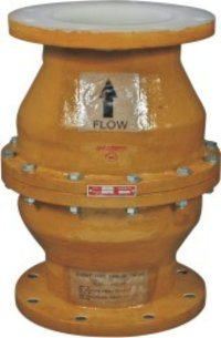 Vertical Float Type Check Valves