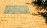 Rubber Moulded Paver
