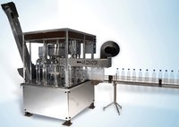 Filling & Capping Machine For Pet Bottles