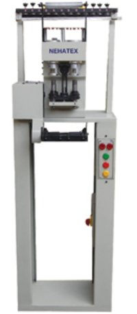 Fast Knit Braiding Machine 2 Head