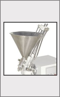 Ointment Dosing and Filling Machine