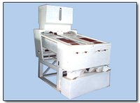 Oscillating Tray Type Paddy Separator