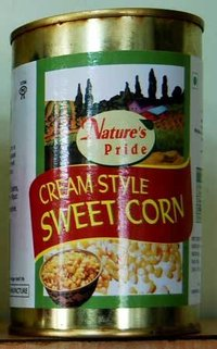 Cream Style Sweet Corn