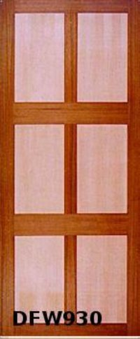 Six Panel Veneer Doors
