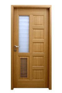 Solid Wood Panelled Doors