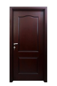 Decorative Solid Wood Doors