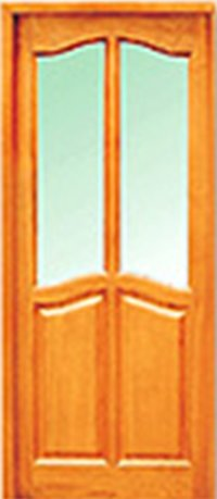 Four Panel Glass Doors