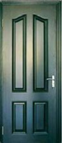 Four Panel Solid Wood Doors