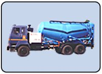 Mobile Bulk Cement Unit