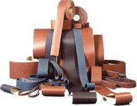 Endless Coated Abrasive Belts