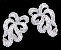 Ethnic Diamond Earrings