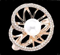 Trendy Womens Diamond Rings
