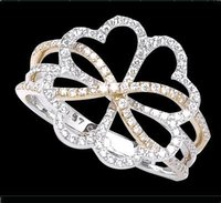 Fancy Womens Diamond Rings