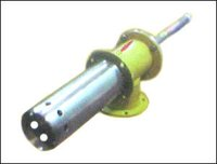 Gun Type Burner For High / Low Temperature