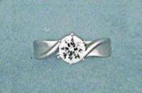Diamond Ladies Finger Rings