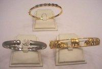 Fancy Gold Ladies Bracelets