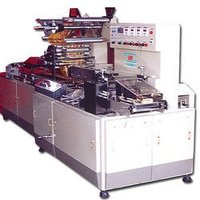 Cream Biscuit Packaging Machine