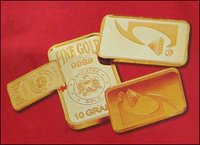 Pure Gold Bars