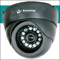 Dome Camera With IR