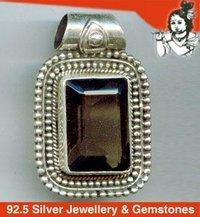 Sterling Silver Antique Pendants