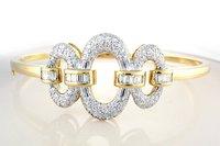 Fancy Diamond Ladies Bracelets