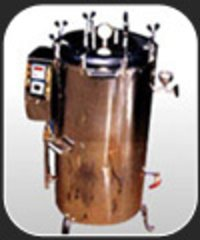 Vacuum Type Vertical Sterilizer