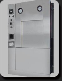 Vertical Auto Sliding Door Steam Sterilizer