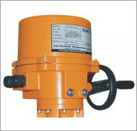Motorized Valve Actuator