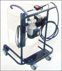 Trolley Mounted Lubricants Dispensing System