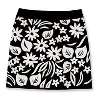 Printed Ladies Mini Skirts