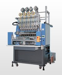 Automatic 8 Spindle Multi Axes Winding Machine