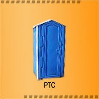 Polyethelne Portable Toilet Cabins