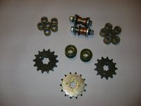 Gear Box Sprockets