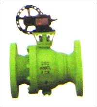 Cast / Steel High Ball Valve