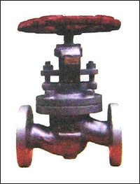 Steel Flanged End Globe Valve