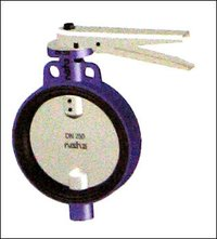 1 Piece Wafer Type Butterfly Valve