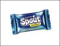 Lotte Spout Toffee