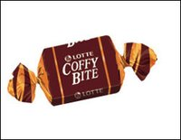 Lotte Coffy Bite Toffee
